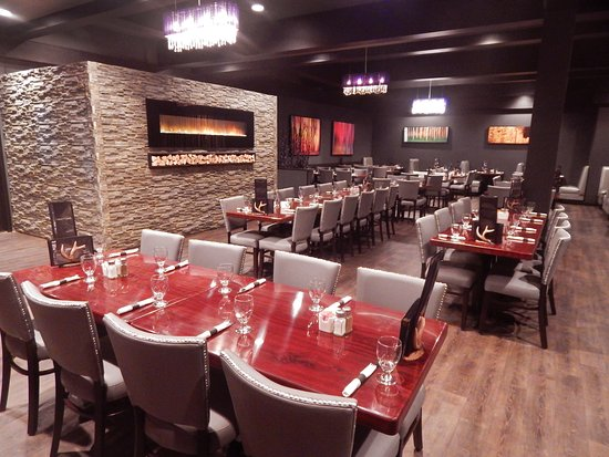 Fort Frances, Канада: Dining Room