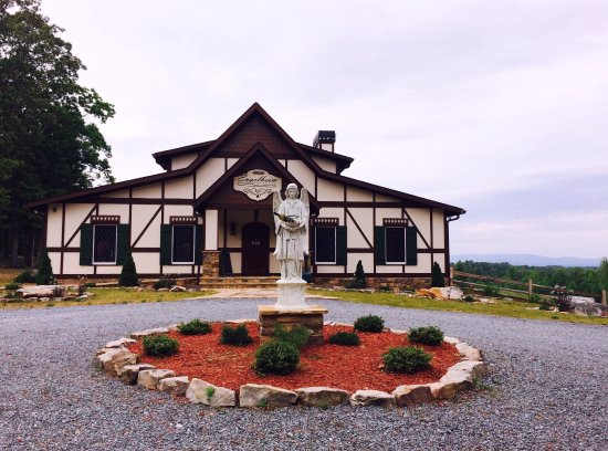 Ellijay, Géorgie : Engelheim Vineyards