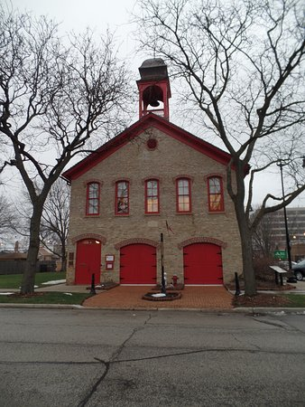 Skokie Heritage Museum -Historic Fire House
