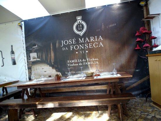 Azeitao, Portugal: 32_ADEGA JOSÉ MARIA DA FONSECA