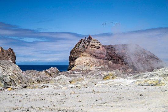 Whakatane, New Zealand: White Island