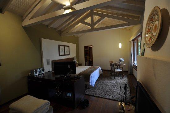Kuriuwa Hotel: Área do quarto