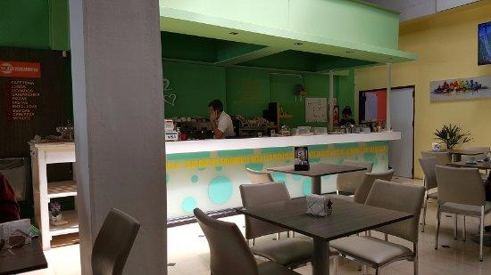 Pergamino, Argentina: Mostrador