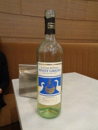 Brunetti : Pinot Grigio.