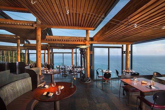 Post Ranch Inn: Dining Room at Sierra Mar