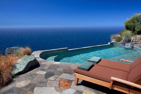 Post Ranch Inn: Infinite Ocean Views from the Jade Pool