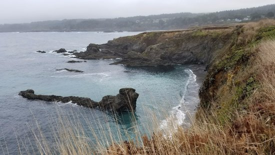 Mendocino Headlands State Park: Surf and Sand