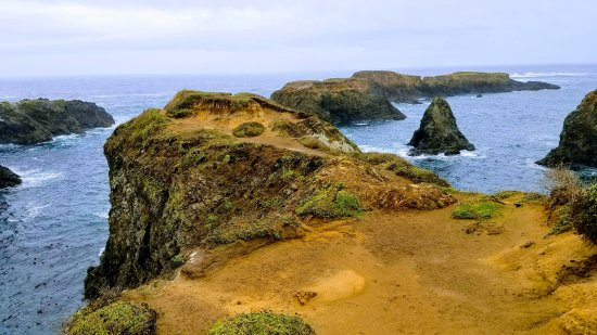 Mendocino Headlands State Park: Beautiful!