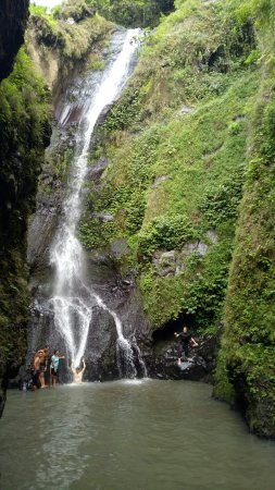 Kerta Gangga Waterfall