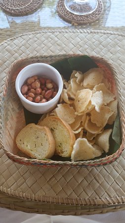 Subak Tabola Villa: Appetizers