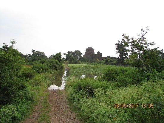 Mandu, Indien: Hathi Mahal