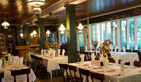 Elkhart Lake, WI: Event in the Main Dining Room