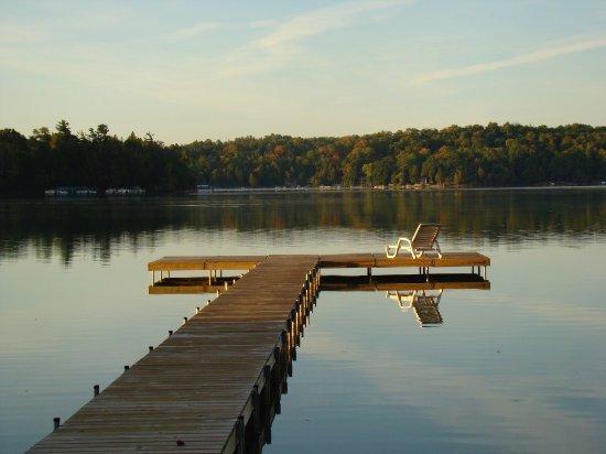 Elkhart Lake, Висконсин: Siebkens Pier