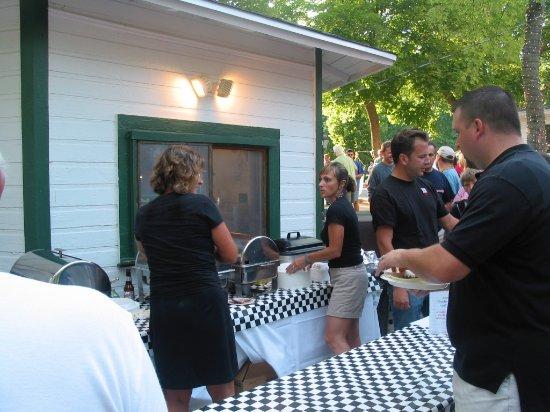 Elkhart Lake, WI: Race Weekend Street Food
