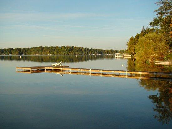 엘크하트 호수 이미지