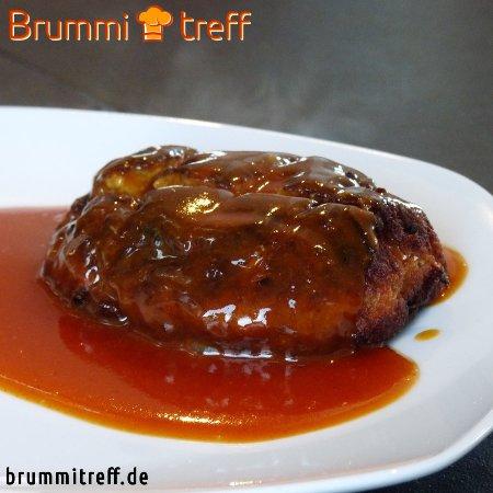 Kamp-Lintfort, Germany: Curryfrikadelle