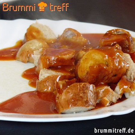 Kamp-Lintfort, Germany: Currywurst