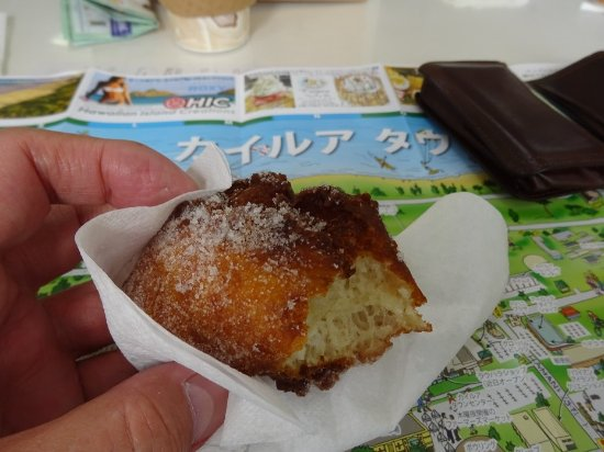 Agnes Portuguese Bake Shop: サイズが随分ミニサイズになって、、、、