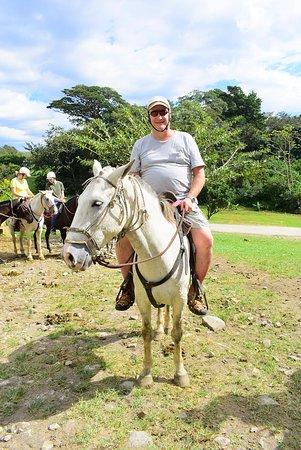 Playa Hermosa, Costa Rica: Horseback ride