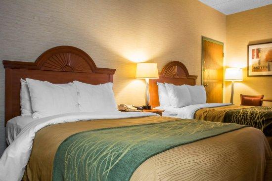 Mansfield, Pensilvania: Queen Room