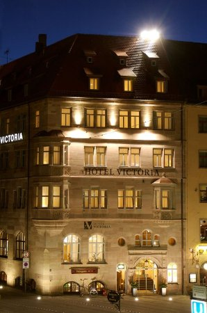 Hotel Victoria: Hospitality since 1896 ...