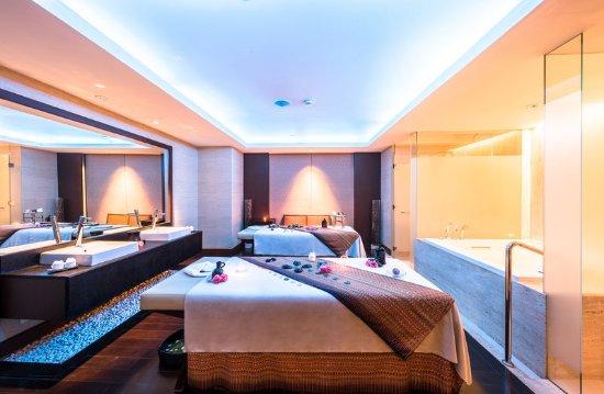 Le Meridien Chiang Mai: Spa treatment room