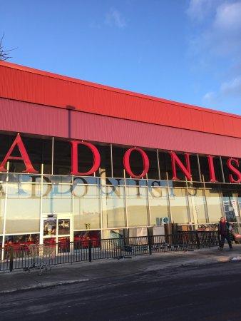 Brossard, Canada: Adonis