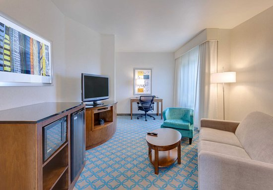 Millbrae, CA: One-Bedroom Suite - Living Area