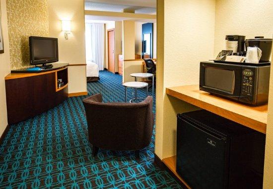 Exeter, Nueva Hampshire: Suite Amenities