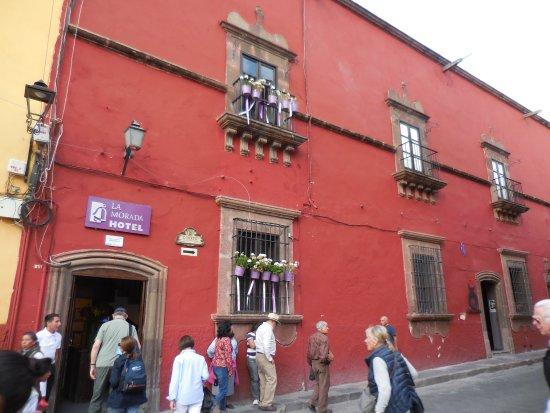 La Morada Hotel afbeelding