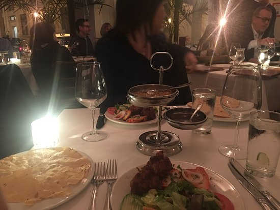 Gandhi Restaurant Old Montreal