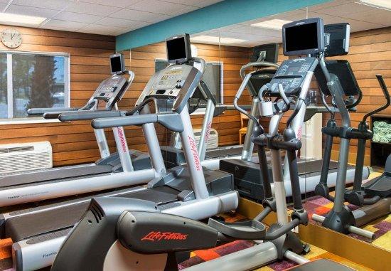 Fairfield Inn Pensacola I-10: Fitness Center - Cardio