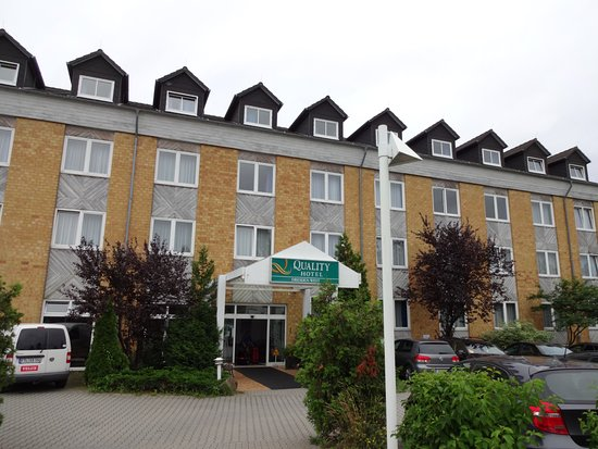 Quality Hotel Dresden West: Quality SAXONY (ドイツ ドレスデン)