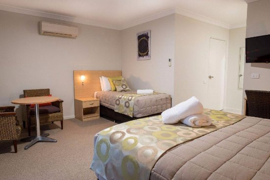 Rutherford, Australien: Deluxe Disable Room