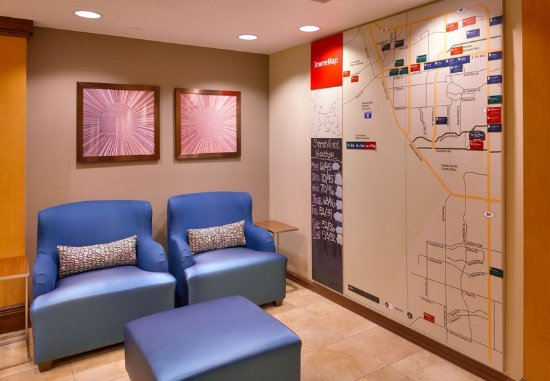 TownePlace Suites Sierra Vista : TowneMap