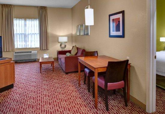 Westlake, OH: One-Bedroom Suite - Living Area