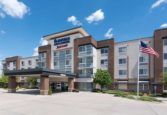 Fairfield Inn & Suites Omaha Downtown: Exterior