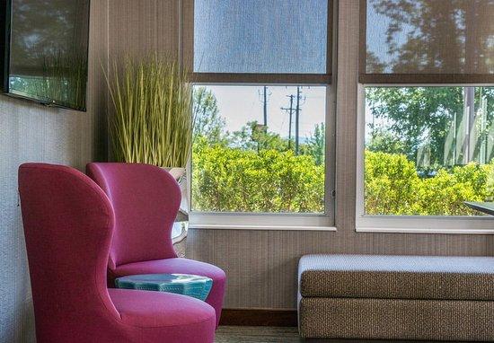 เวย์เนสโบโร, เวอร์จิเนีย: Lobby Sitting Area