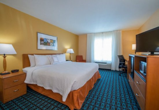 Hinesville, GA: King Guest Room