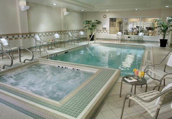 Whirlpool indoor  Indoor Pool & Whirlpool - Picture of Fairfield Inn & Suites ...
