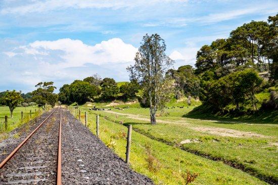 Whakatane, Nova Zelândia: Route