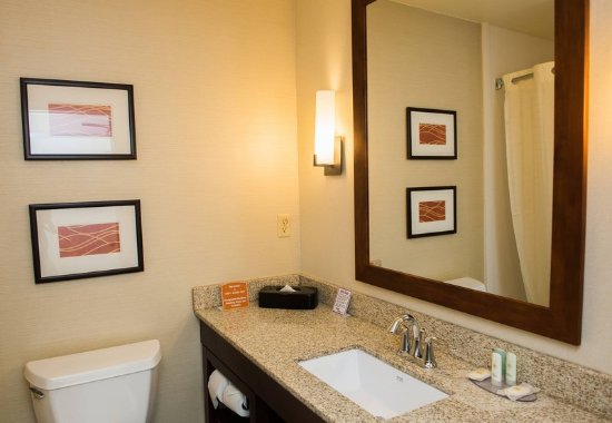 Suite bathroom picture of residence inn erie erie for Bathroom suites direct