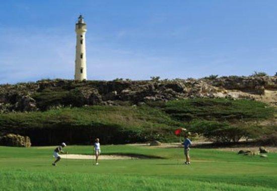 Marriott's Aruba Surf Club: Golf Course