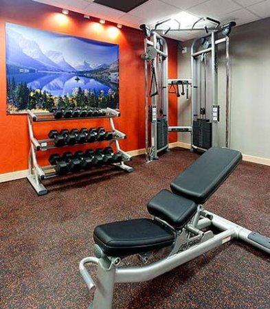 Residence Inn Helena: Fitness Room