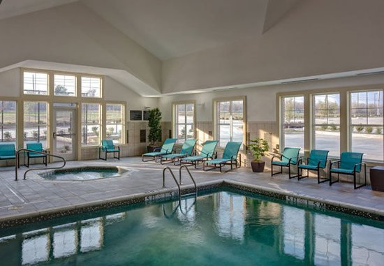Indoor Pool - Picture of Residence Inn Dallas DFW Airport South ...