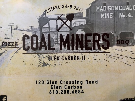"Glen Carbon, อิลลินอยส์: Lunch at Coal Miners, ""Coal miner's daughter"" sandwich and burnt ends sandwich"