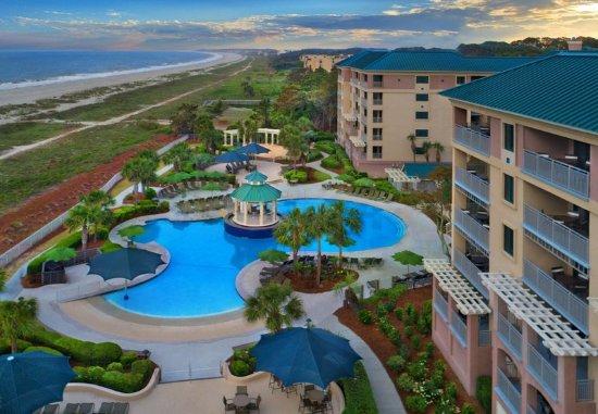 Marriott Barony Beach Club Hilton Head Sc Reviews
