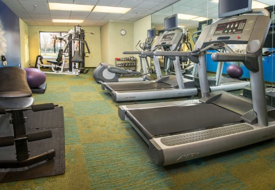 SpringHill Suites Edgewood Aberdeen : Fitness Center