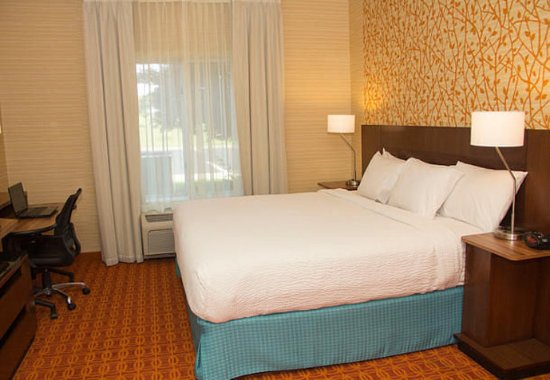 Watervliet, Мичиган: King Guest Room