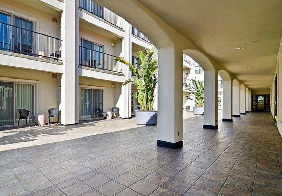 Capitola, Kalifornien: Courtyard